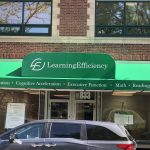 Awning of Axiom Learning Tutoring Center in Newton