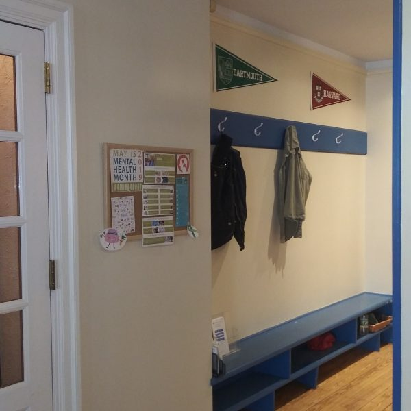 Hallway at Axiom Learning Tutoring Center in New York City